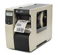 Zebra 110Xi4, 12 Punkte/mm (300dpi), ZPLII, Multi-IF, Printserver (Eth