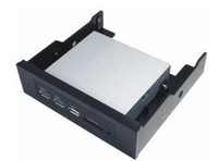 Mcab 3.5 FRONT BAY USB 3.0 HUB/CR