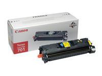 Canon CARTRIDGE YELLOW 701L