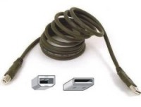 BELKIN USB Cable A to B 1.8m Black