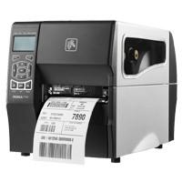 Zebra ZT230, 12 Punkte/mm (300dpi), Peeler, Display, ZPLII, USB, RS232