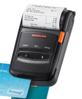 Bixolon SPP-R210, 8 Punkte/mm (203dpi), MKL, USB, RS232, WLAN