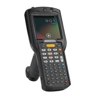 Zebra MC3200 Premium, 2D, BT, WLAN, Alpha, Gun, Disp., IST, Android