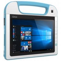 GETAC RX10H Premium, USB, BT, WLAN, 4G, GPS, Win.7, weiß, blau