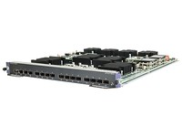Hewlett Packard HP FF 12500 16P 40GBE QSFP+ FD