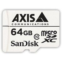 AXIS COMPANION SD CARD 64 GB