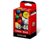 Lexmark COMBOPACK Cartridge NO43 + NO4