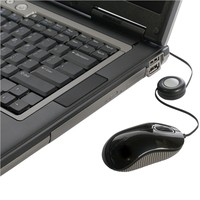 Targus Mouse RetractableWired