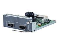 Hewlett Packard 5510 2-PORT QSFP+ MODULE
