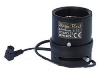 AXIS VARIFOCAL MEGAPIX.LENS 2.4-6MM
