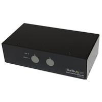 StarTech.com 2 PORT USB 3 VGA KVM SWITCH