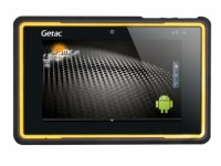 GETAC Z710 Premium, USB, BT, WLAN, HSPA+, GPS, Android
