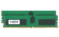 Crucial 32GB KIT(16GBX2) DDR4 2400 MT