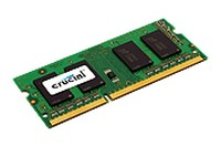 Crucial 4GB KIT (2GBX2) DDR3 1600 MT/S