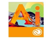 Adobe ILLUSTRATOR CC WIN/MAC VIP