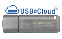 Kingston 64GB USB 3.0 DT LOCKER+ G3