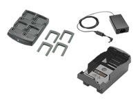 Zebra 4-Slot Batterie-Ladegerät