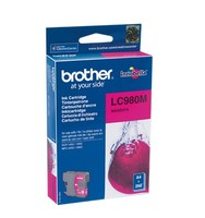 Brother LC-980M INK CARTRIDGE MAGENTA