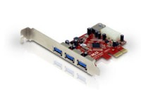 Conceptronic PCI EXPRESS CARD 4-PORT USB 3.