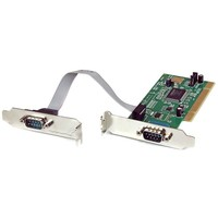 StarTech.com 2 PORT PCI SERIAL ADAPTER CARD