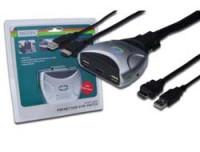 Digitus USB Poc.KVM Switch HDMI,2-Port