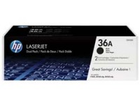 Hewlett Packard CB436AD HP Toner Cartridge 36A