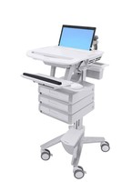 Ergotron STYLEVIEW LAPTOP CART 3 DRAWER