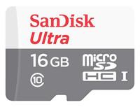 Sandisk SD CARD MICRO 16GB SDHC ULTRA