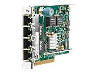 Hewlett Packard HP NJC331T PCIe 649871-001 Ethernet 1GB 4-Port Adapter