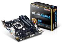 GigaByte GA-B85M-DS3H-A S1150 B85 MATX