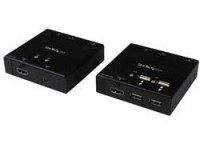 StarTech.com HDMI OVER CAT6 WITH USB - 50M