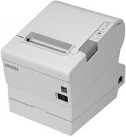 Epson TM-T88V, USB, Ethernet, hellgrau