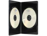 Ednet DVD Doppelhülle, 5 Stück