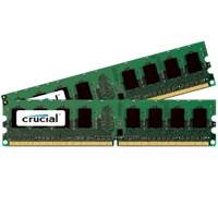 Crucial 4GB KIT (2GBX2) DDR2 800MHZ