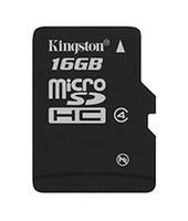 Kingston 16GB MICROSDHC CLASS 4 FLASH
