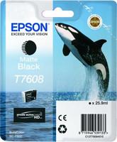 Epson T7608 MATTE BLACK