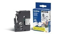 Brother TZE-111 LAMINATED TAPE 6mm 8m
