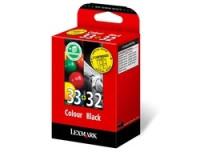 Lexmark COMBOPACK CARDRIDGE NO32 + NO3
