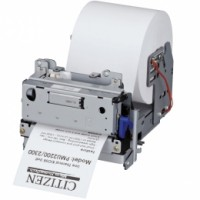 Citizen PMU-2300III RS232, 8 Punkte/mm (203dpi)